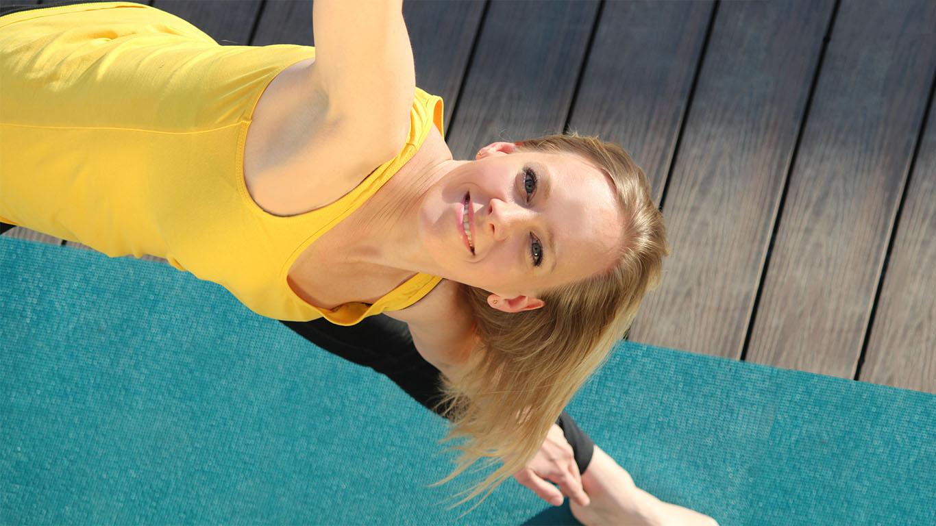 Lisi Rössler Yoga